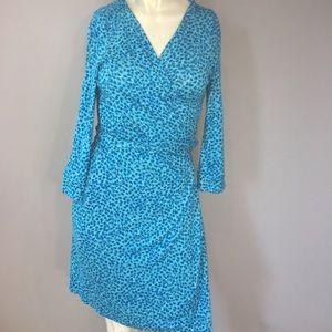 Diane Von Frustenburg wrap dress